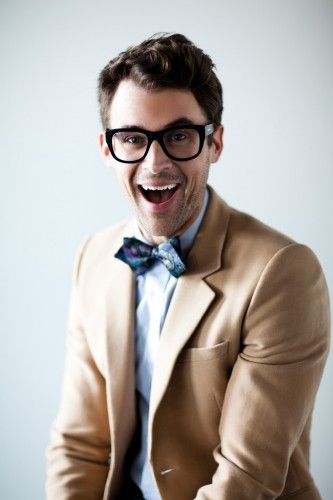 Brad Goreski has a special place in my heart
