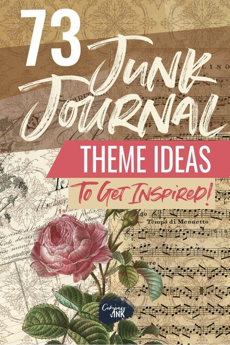 Art Journal Theme Ideas