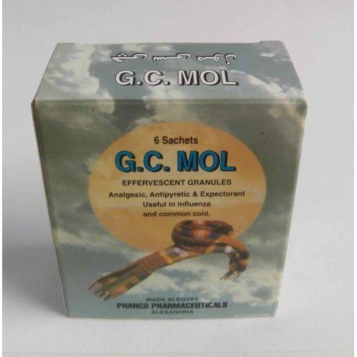 جى سى مول G C Mol افضل فوار لنزلات البرد و طارد للبلغم والكحه للحوامل فوار للاطفال Coffee Bag Coffee Convenience Store Products