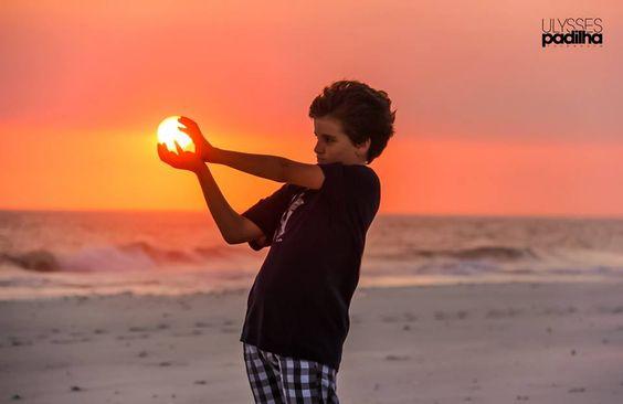 Bom dia cheio de energia para todos nós !   Esse é o Rafael, clicado por mim na Barra da Tijuca —RJ/Brasil com Rafael Türner Gomes.