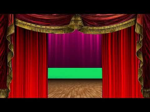 curtain opening sequence 02 youtube
