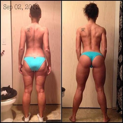 30 day workout filled with 5 different types of squats to do daily with full instructions.