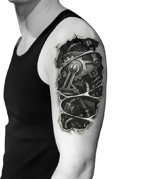 New Daring Tattoo Design For Men Styles Beat Tattoo Designs Men Stylish Tattoo Latest Tattoo Design