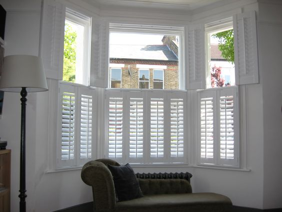 Plantation Shutters   Wood Window Coverings   Bromley Blinds