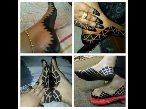 حنه سودانية مبالغة تعلمي كيف حنتك تكون سوداء ونايرة ولامعة وماتقشر Youtube African Art African Heels