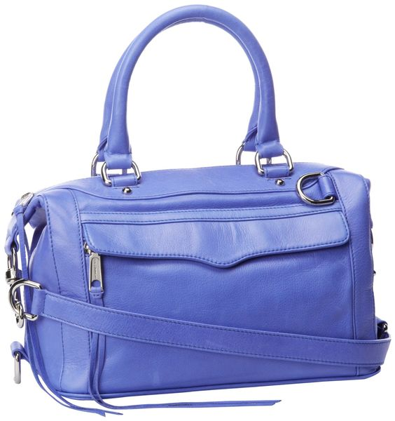 Rebecca Minkoff — Morning After Mini in Periwinkle