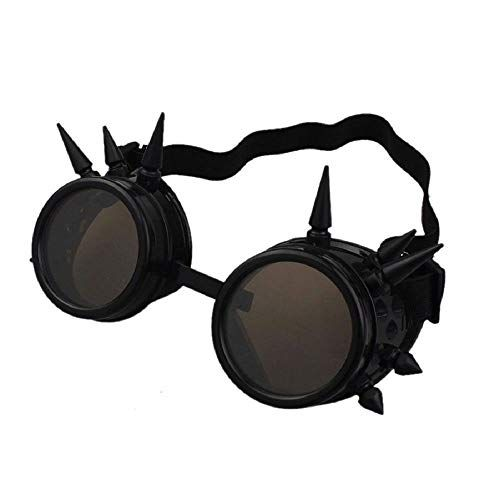 Steampunk Goggle Lunettes Soudage Cyber Punk Gothique Cosplay