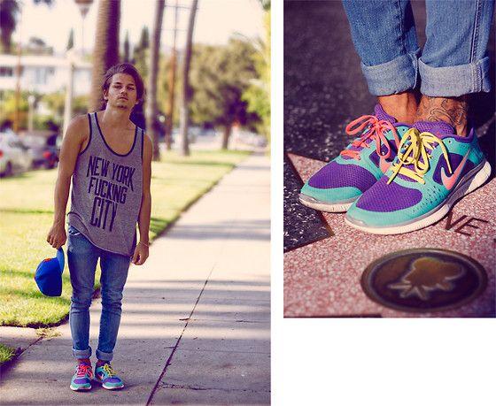 Moda de rua #Nike