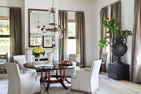 Alabama designer Betsy Brown is dedicated to crafting serenely elegant spaces in which her clients can let down their hair.
