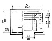 Ada Residential Bathroom Dimensions