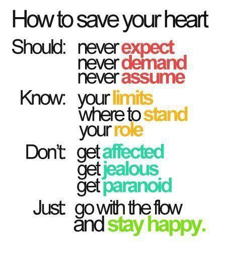 Never assume. Dont get jealous.#Repin By:Pinterest++ for iPad#
