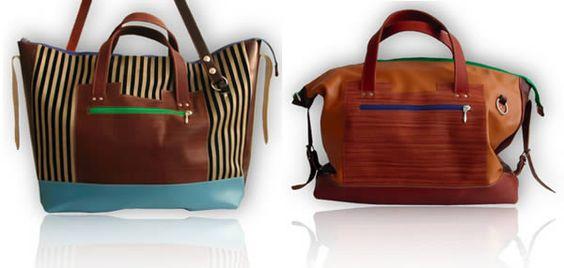 Heleen van der Meer: weekend bags