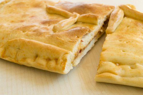 Receta De Empanada Gallega De Pollo Unareceta Com Receta Receta De Empanadas Recetas Deliciosas Cocina Española