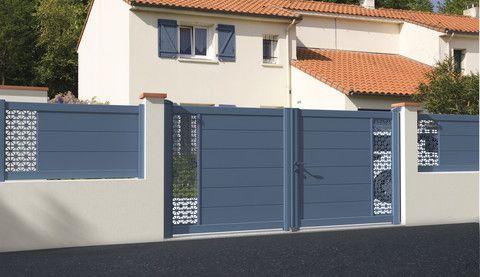 Fabricant De Portail En Aluminium Sib Garage Doors Outdoor
