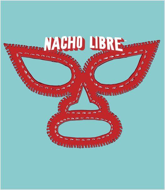 Mask Skin #NachoLibre