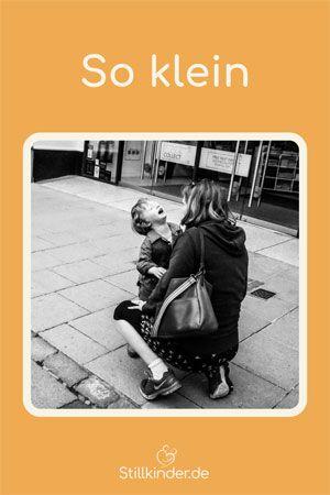 So Klein Gedichte Für Kinder Wunschkinder Und Mutter Kind