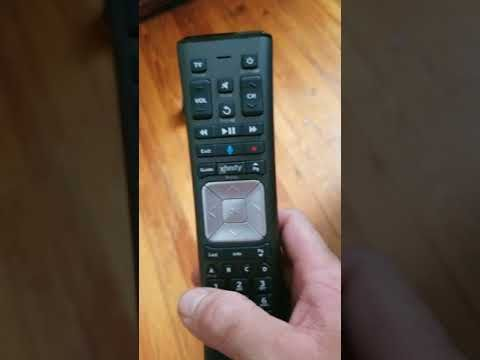 Comcast Xr11 Remote Reset And Program Master Code For Most Tv Models Not All Youtube Remote Comcast Coding
