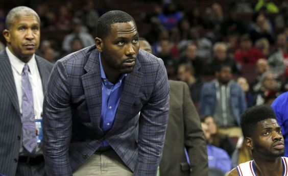 NBA veteran Elton Brand returns to 76ers on one-year deal = The Philadelphia 76ers have officially agreed to a one-year deal with veteran forward Elton Brand.  Brand announced his retirement from basketball in August 2015, only to return for a second stint with the 76ers for.....