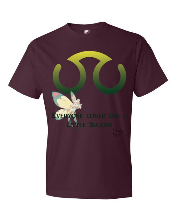 """""""Everyone Could Use a Little Succor"""" t-shirt (Scholar)"""