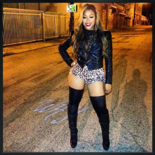 trina thigh high boots - Google Search | outfits i want to