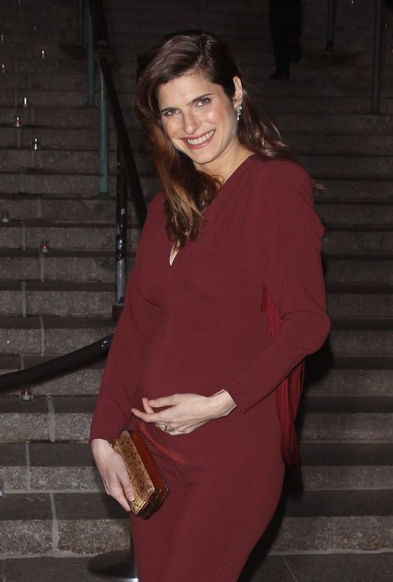 Pin for Later: Baby-Boom in Hollywood Lake Bell Beim Filmfest in Tribeca präsentierte Lake Bell ihren Babybauch.