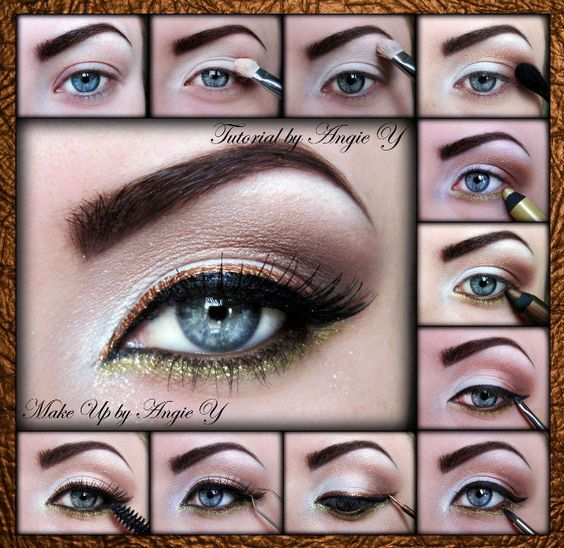 salopes à paris where to put eyeliner