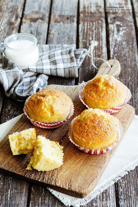17 muffins saludables para saciar tus ansias de dulce...: