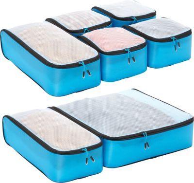 eBags Ultralight Packing Cubes - Ultimate Packer 7pc Set Blue - via eBags.com!