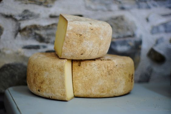 french cheese from a fromagerie