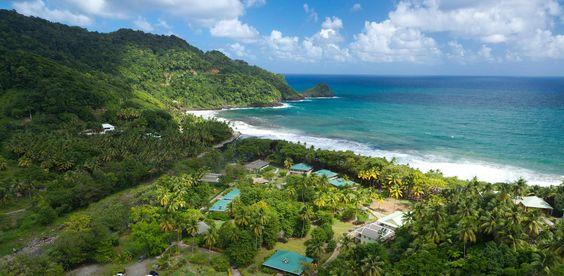 Rosalie Bay Resort, Dominica
