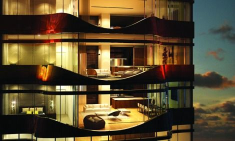 Eliza luxury appartment