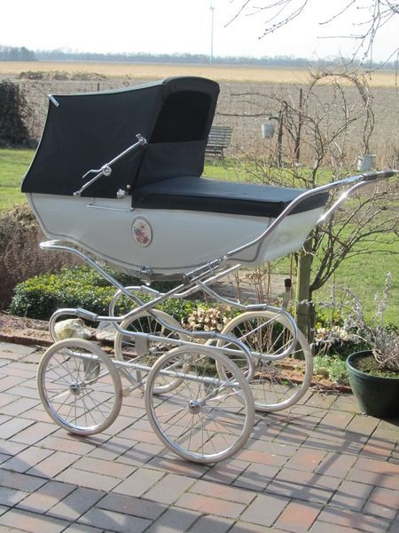 silver cross englesekinderwagen uit 1989 kinderwagen nostalgie com kinderwagen en. Black Bedroom Furniture Sets. Home Design Ideas
