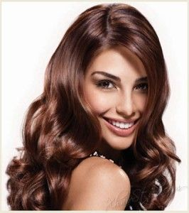 Light Brown Mocha Hair Color