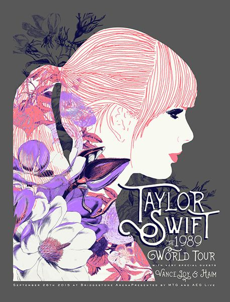 Taylor Swift - Friendly Arctic - 2015 ----