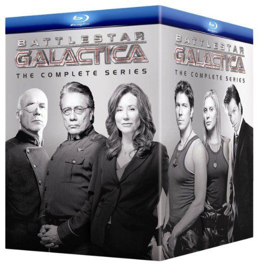 Battlestar Galactica : Complete Series [Blu-ray] - 150€