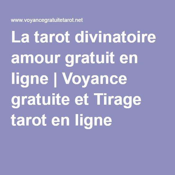 La tarot divinatoire amour gratuit en ligne   Voyance gratuite et Tirage tarot en ligne