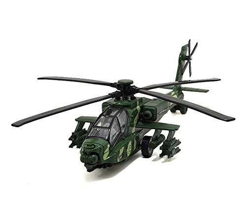 Truck Model Toy Pull Back Military Camo Army Helicopter Kids Toy High Quality