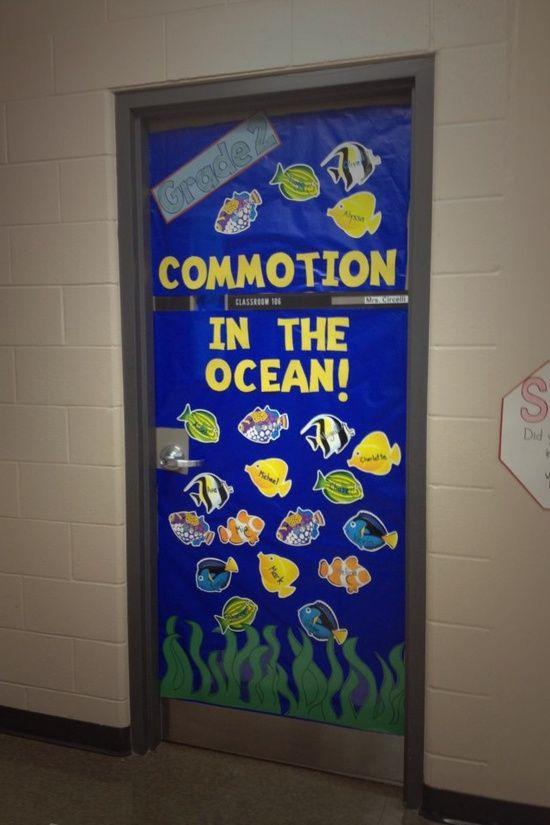 Classroom Door Decoration Ideas Rd Grade : Classroom door decorations ideas beginning