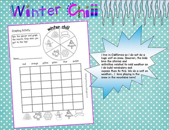 Winter Graphing