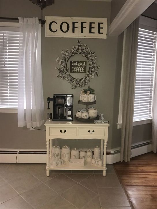 Coffee Station Decor Bar Furniture Coffee Bar Home Home Coffee Stations