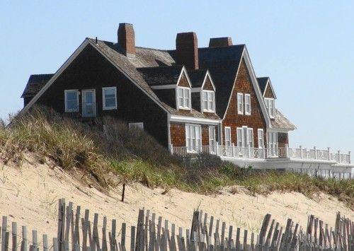 beach home.