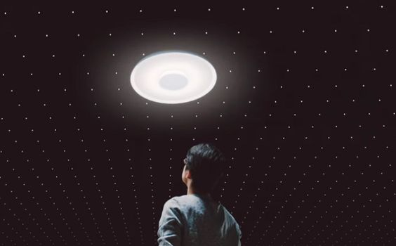 Sony Multifunctional Light does more than just illuminating a room