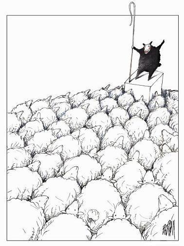 Estamos vivendo em mundo de idiotas? As pessoas ao se distanciarem da política…: