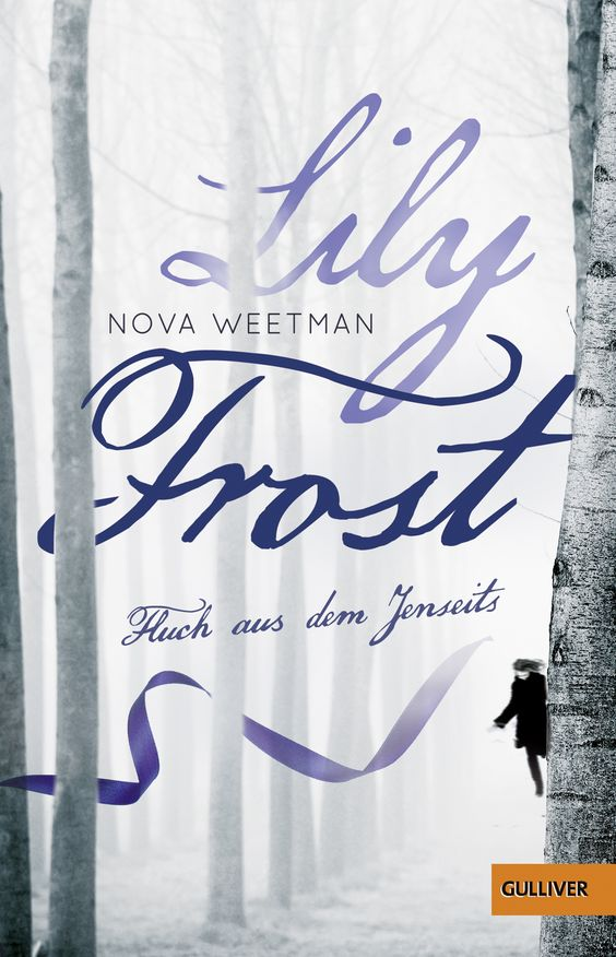 Book-addicted: [Rezension] Nova Weetman - Lily Frost - Fluch aus ...