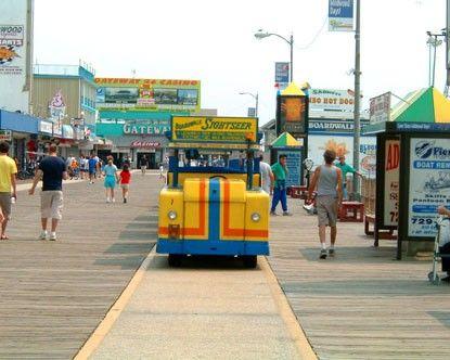 Wildwood New Jersey - spent a few vacations here as a little girl - good memories.