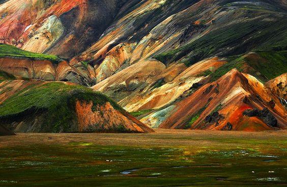 eastern iceland - surreal