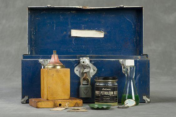 Willard Suitcases Harry M  © 2013 Jon Crispin