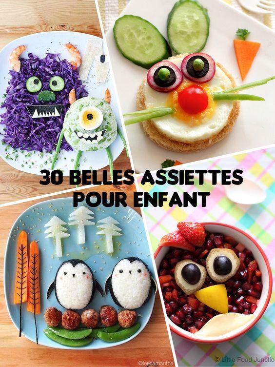1 recette pour enfant par jour : voici 30 recettes saines et rigolotes, qui feront craquer d'envie vos enfants !