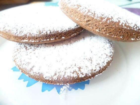 Biscotti di grano saraceno al cioccolato