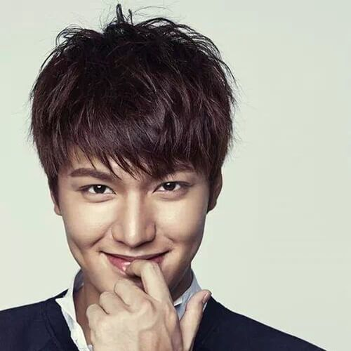 Layered Top With Bangs Korean Hairstyle Korean Men Hairstyle Layered Haircuts